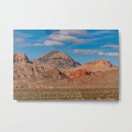 Neapolitan Landscape 4 Metal Print