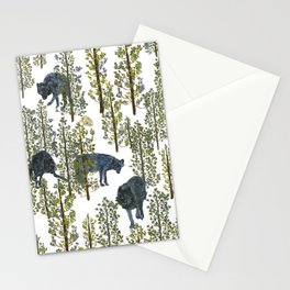I see you lurking at me! Stationery Cards