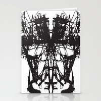 mask Stationery Cards featuring MASK by YsfKara