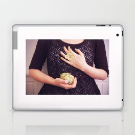 A butterfly ring Laptop & iPad Skin