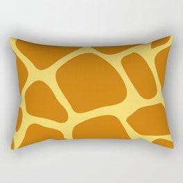 Animal Print Pattern – Giraffe 1 Rectangular Pillow