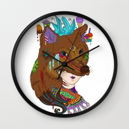 Bito - Masquerade Collection Wall Clock