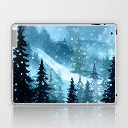 Winter Night Laptop & iPad Skin