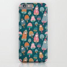 Pattern Project #49 / Mushroom Girls Slim Case iPhone 6s