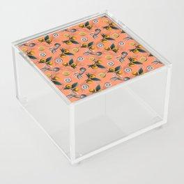 Unfinished Lemons Acrylic Box