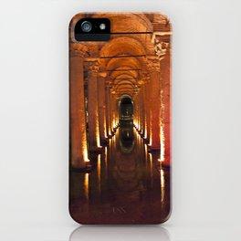 Pillars Of Light! iPhone Case