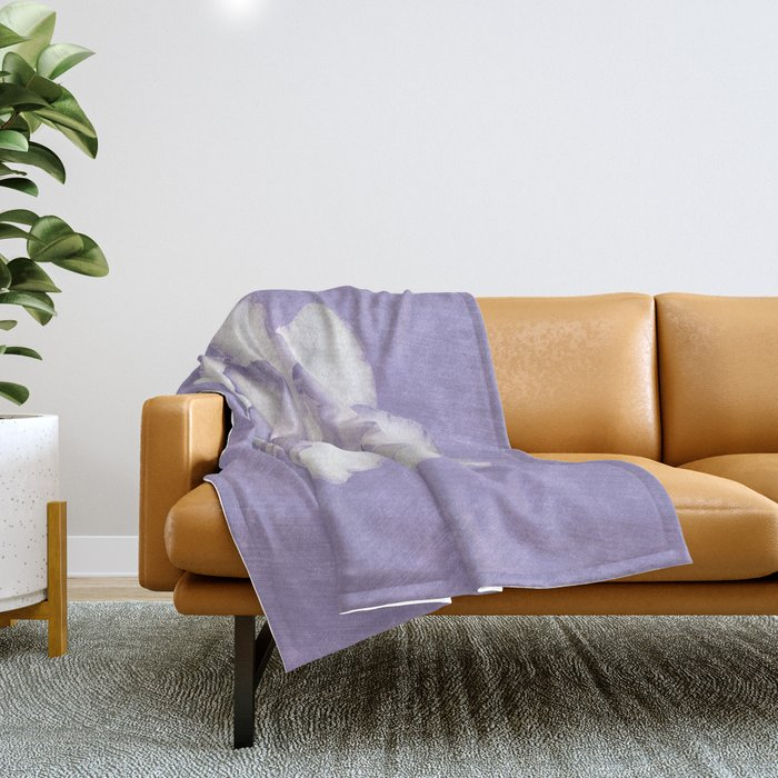 Gorgeous Orchid Throw Blanket
