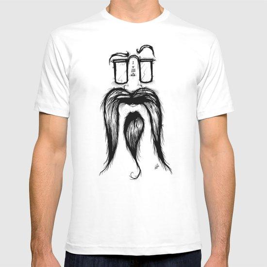 Blackie Beardy Face T-shirt