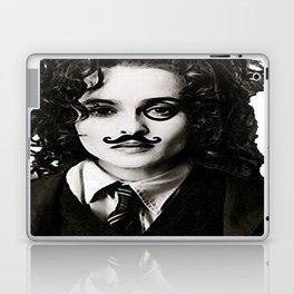 Helena Bonham... Chaplin? Laptop & iPad Skin