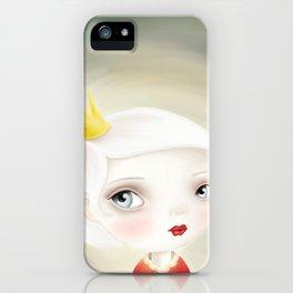 The Little Queen iPhone Case