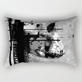 Evolution of Cognition Rectangular Pillow
