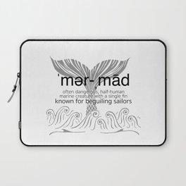Mermaid Defined Laptop Sleeve