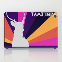 lsd iPad Cases featuring Tame Lsd by OEVB