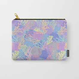 under the sea Coral reef pattern Carry-All Pouch