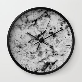 Granite, iPhone-Photo 2, #stone Wall Clock