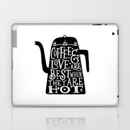 COFFEE & LOVE Laptop & iPad Skin