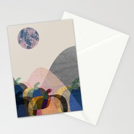 Pumpkin land Stationery Cards