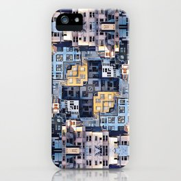 Community of Cubicles iPhone Case