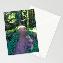 Fallen Tree, New Life Stationery Cards