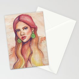 Moroccan Goddess Stationery Cards