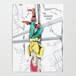 The Hanged Man: Major Arcana Poster