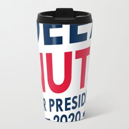 Vote deez nuts president Travel Mug