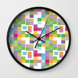 Square_1 Wall Clock