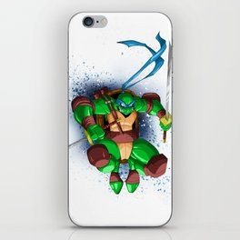 The Leader iPhone Skin