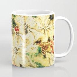 Lovely Retro Christmas Decor Coffee Mug
