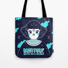 My energy Tote Bag