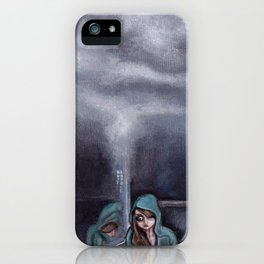 never go home (homesick) iPhone Case