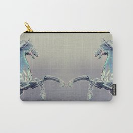 Glitch Horse Carry-All Pouch