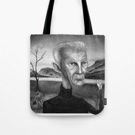 Samuel Beckett Tote Bag