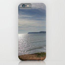 Coastal View iPhone Case