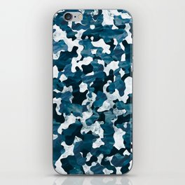 Surfing Camouflage #3 iPhone Skin