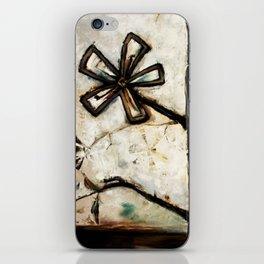 Barn Flower iPhone Skin