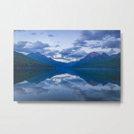 Bowman Lake Metal Print