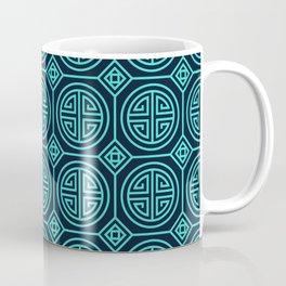 Chinese Pattern Coffee Mug