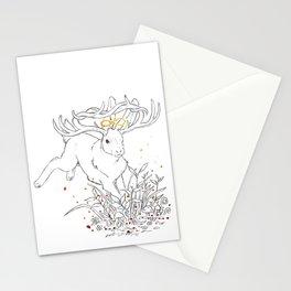 Infinity Rabbit Stationery Cards