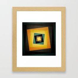 Coherence 5 Framed Art Print