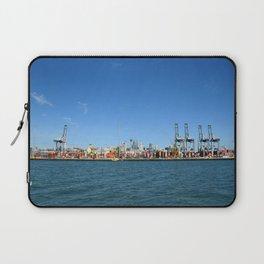 Auckland's Harbour Laptop Sleeve