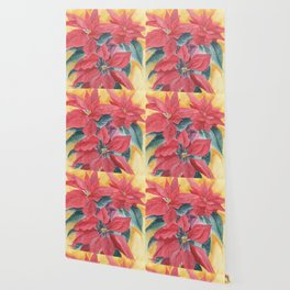 Poinsettia 2 Wallpaper