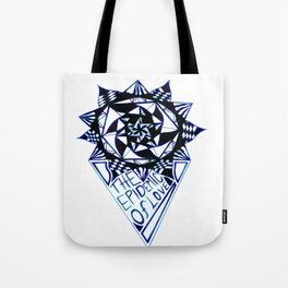 The Epidemic Of Love  Tote Bag