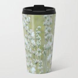 White Lavender 2 Travel Mug