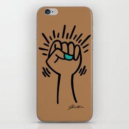Phenomenal Womxn | Caramel iPhone Skin