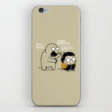 Worst Imaginary Friend Ever iPhone & iPod Skin