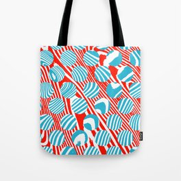 These Swirls and Dots Tote Bag