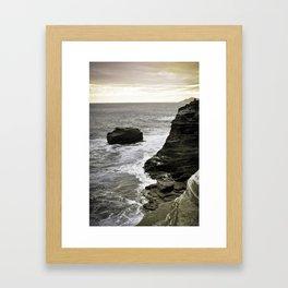 DuskLove Framed Art Print