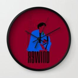 Jonghyun - Rewind Wall Clock