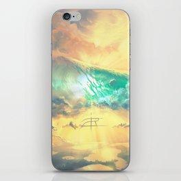 Sky Breaker iPhone Skin